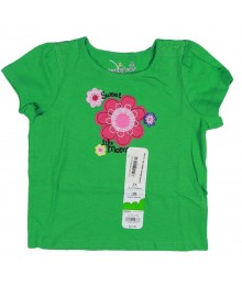Jumping Beans Green Tee - Sweet Like Momm
