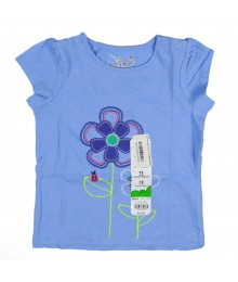 Jumping Beans Purple Girls Tee Baby Girl