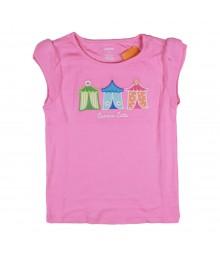 Gymboree Pink 3 Cabana Cutie Tee