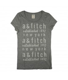 Abercrombie Grey With Shimmer Writings