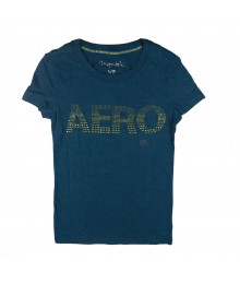 "Aeropostale Green ""Aero"" Top"