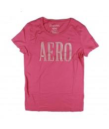 "Aeropostale Pink ""Aero"" Top"