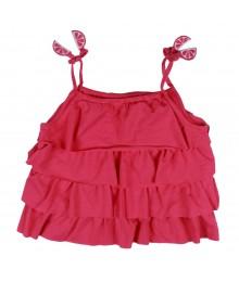 Jessica Simpson Black Lace Mni Pleated Skirt