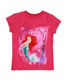 Disney Ariel Graphic Girls Tee