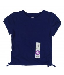 Jk Girls Navy Basic Tee