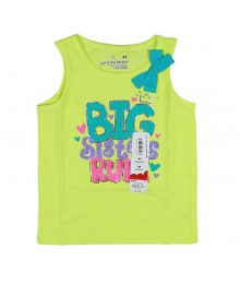 Jumping Beans Lemon Tank Tee Little Girl