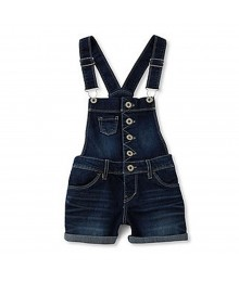 Levis Blue Denim Shortall
