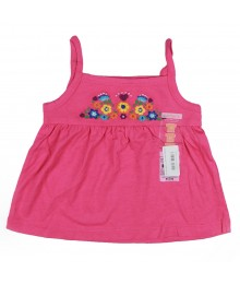 Carters Pink Pretty Swing Tank