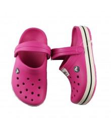 Crocs Pink Sling Back Flipflop
