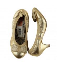 Michael Kors Gold Girls Pumps