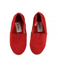 Mudd Red Slip On Casual