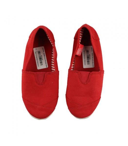 Mudd Red Slip On Casual