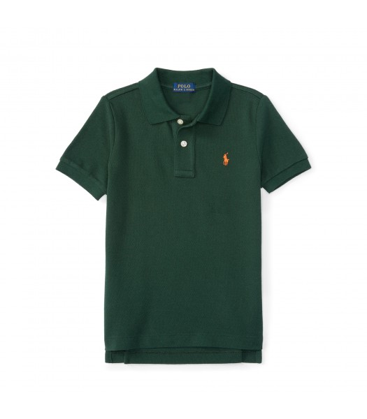 polo green small pony polo shirt