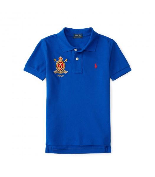 polo blue small pony/ big pony  polo shirt